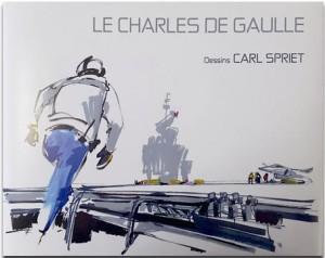 Couverture CDG Carl Spriet